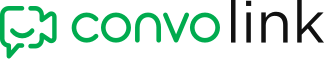 A Convo Link logo